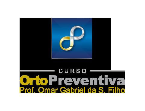 Logotipo Curso de Orto Preventiva Prof. Omar Gabriel